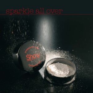 Sparkling all over
